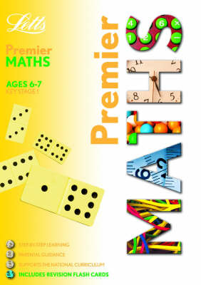 Premier Maths 6-7 by Paul Broadbent image