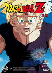 Dragon Ball Z 3.22 - Cell Games - Awakening on DVD