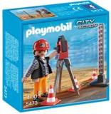 Playmobil - Construction Surveyor