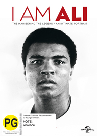 I Am Ali on DVD