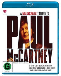 Paul Mccartney - Musicares on Blu-ray