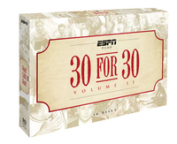 ESPN 30 For 30: Volume II Collector's Set on DVD