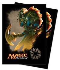 Magic: Mana 4 Deck Protectors - Ajani