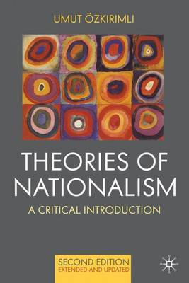 Theories of Nationalism by Umut Ozkirimli image