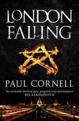 London Falling by Paul Cornell image