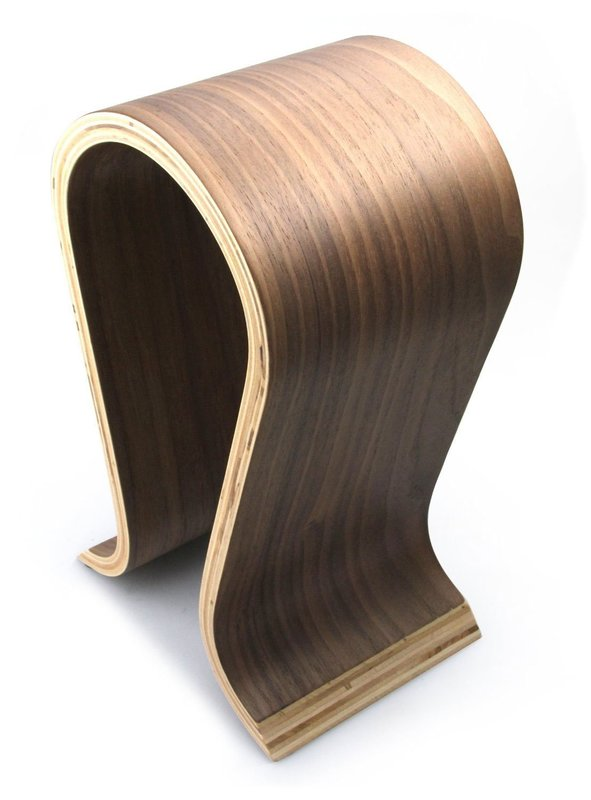 Wooden Studio Headset Stand
