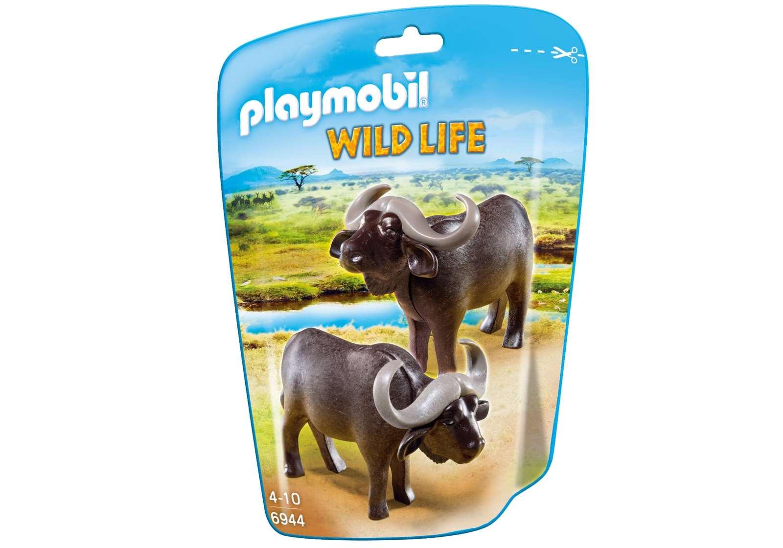 Playmobil: Wildlife - Water Buffaloes image