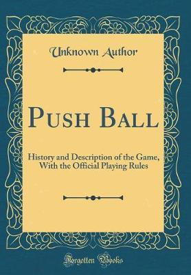 Push Ball by Unknown Author