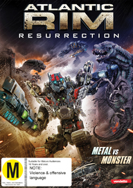 Atlantic Rim: Resurrection on DVD image