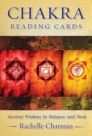 Chakra Reading Cards by Charman