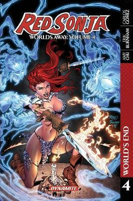 Red Sonja: Worlds Away Vol. 4 TPB by Amy Chu