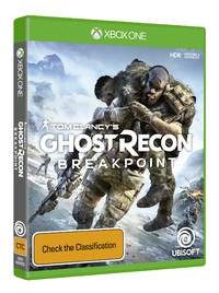 Tom Clancy's Ghost Recon Breakpoint for Xbox One image