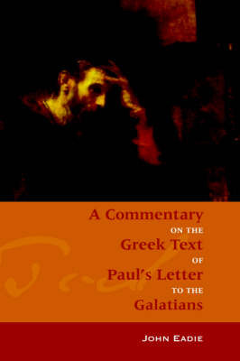 Commentary on Galatians by John Eadie image