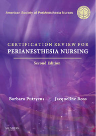 Certification Review for PeriAnesthesia Nursing by ASPAN image