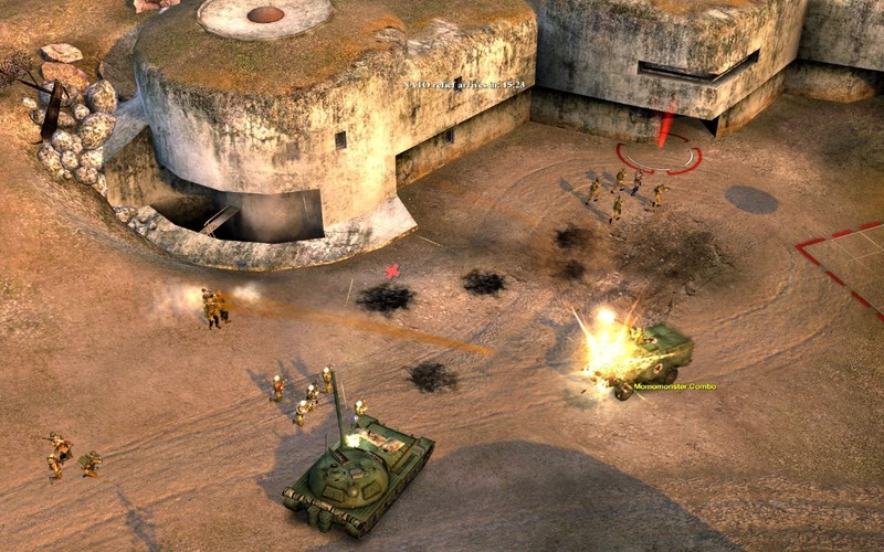 Codename Panzers: Cold War for PC image