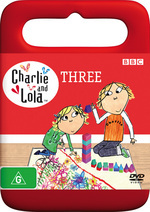 Charlie And Lola Series 1 Volume 3 on DVD