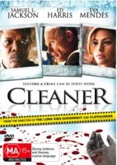 Cleaner on DVD