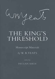 The King's Threshold by W.B.YEATS image