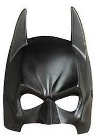 Batman Dark Knight Rises Child Moulded Mask image