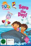 Dora the Explorer - Save the Day! on DVD