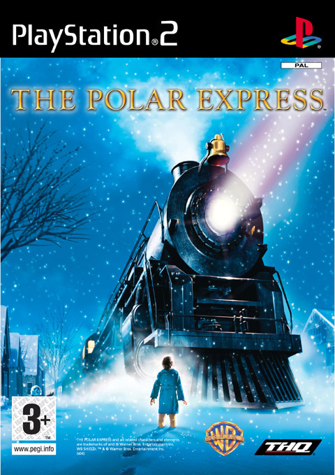 The Polar Express for PS2