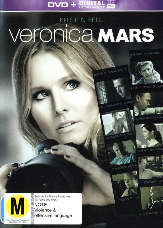 Veronica Mars on DVD, UV