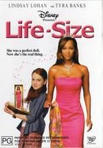 Life Size on DVD