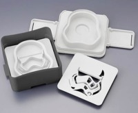 Star Wars:The Force Awakens - First Order Stormtrooper Pouch Sandwich Shaper