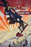 Adventure Time - Seeing Red by Kate Leth
