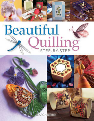 Beautiful Quilling Step-by-Step by Diane Boden Crane image