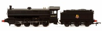 Hornby: Early BR 0-8-0 '63427' Raven Q6 Class