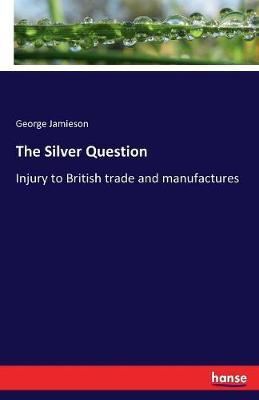 The Silver Question by George Jamieson image