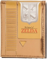 Nintendo: Legend of Zelda: Cartridge - Bi-fold Wallet