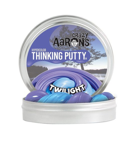Crazy Aarons Thinking Putty: Twilight - Mini Tin image