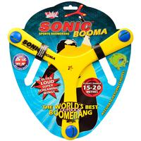 Wicked: Sonic Booma - Yellow