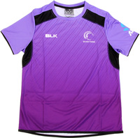 Silver Ferns Kids Training Tee 2017 - Grape (Size 12)