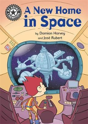 Reading Champion: A New Home in Space by Damian Harvey