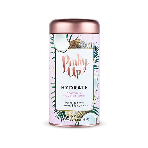 Pinky Up - Hydrate Loose Leaf Tea