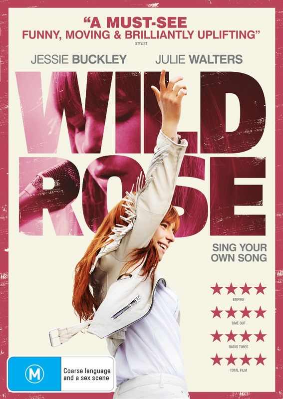 Wild Rose on DVD