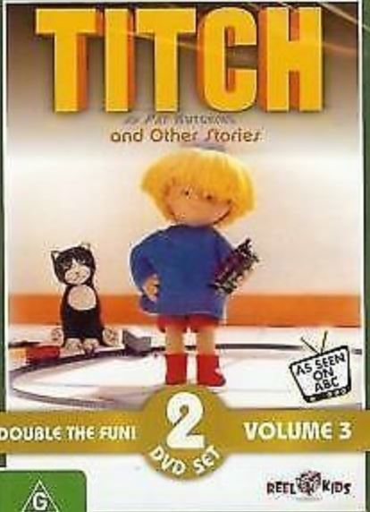 Titch - Vol. 3 on DVD