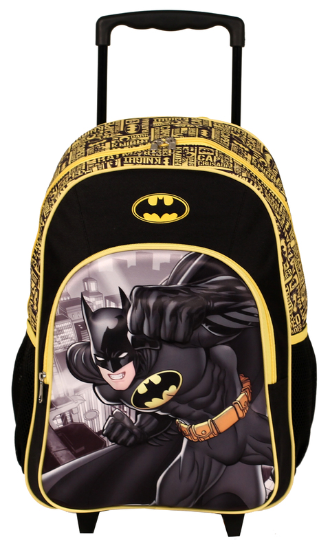 "Batman Trolley Backpack (17"")"