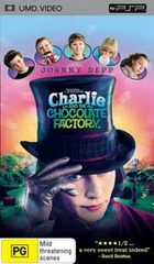 Charlie and the Chocolate Factory for PSP