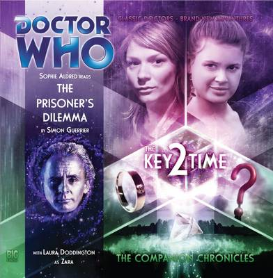 Doctor Who: The Prisoner's Dilemma by Simon Guerrier image