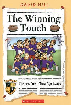 The Winning Touch by David Hill