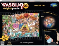 Wasgij Original 1000pce Puzzles - The Bake Off