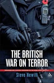 The British War on Terror by Steve Hewitt image