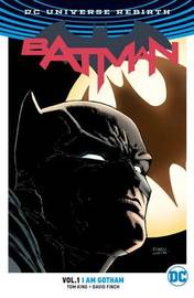 Batman Vol. 1 (Rebirth) by Tom King