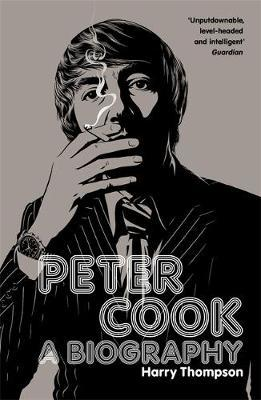 Biography Of Peter Cook by Harry Thompson image