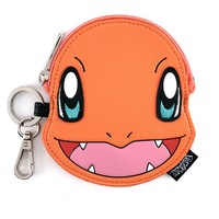 Loungefly Pokemon Charmander Face Coin Bag