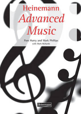 Heinemann Advanced Music Student Book by Pam Hurry image